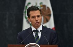 """Peña Nieto a Trump: """"México jamás pagaría por un muro fronterizo"""""""