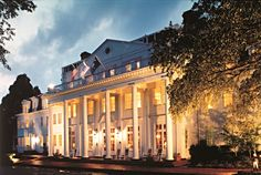 Built in the late 19th century, this hotel has housed famous Southerners such as Winston Churchill, Harold Vanderbilt and Franklin Delano Roosevelt.   The Willcox Hotel in Aiken, South Carolina   Southern Living Handpicked Hotels