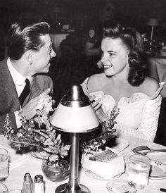 meet the beat of my heart...Judy Garland : Photo