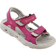 Columbia Techsun Vent Sandals - Boys | Girls Black Grey