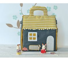 Mein Stoffhaus - Diy And Crafts Baby Couture, Couture Sewing, Peppa Pig, Diy For Kids, Sewing For Kids, Baby Sewing Projects, Fabric Toys, Sewing Toys, Felt Toys