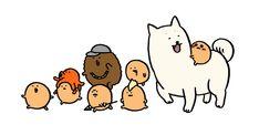 Chibi Food, Nagano, Cute Chibi, Sticker Shop, Emoticon, Jokes, Snoopy, Kawaii, Animation