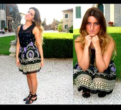 Www.m89bymartinasona.com GIVEN-CHC DRESS IN THE VILLA