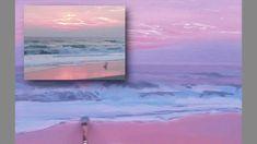 Painting Waves at Dawn (part 2)