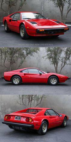 1980 Ferrari 308 Beverly Hills Cars, Ferrari For Sale, Manual Transmission, Beige, Vehicles, Car, Ash Beige, Vehicle, Tools