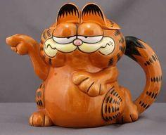 """Garfield """"I'm a Little Teapot"""""""