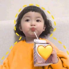 Cute Little Baby, Little Babies, Baby Kids, Cute Baby Girl Pictures, Baby Girl Images, Cute Asian Babies, Korean Babies, Cute Baby Meme, Cute Babies Photography