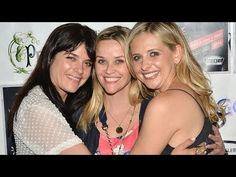 Sarah Michelle Gellar Carpools with Reese Witherspoon, Says Their Sons A...