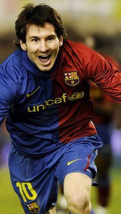Messi......