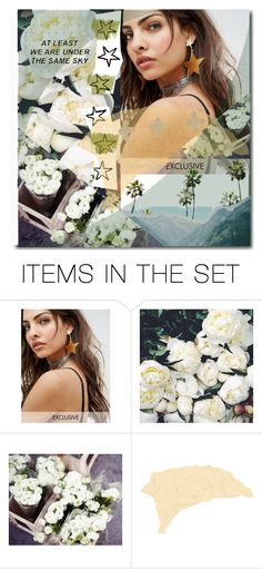 """°•*°We are under the same Sky°*•°"" by bellatz ❤ liked on Polyvore featuring art"