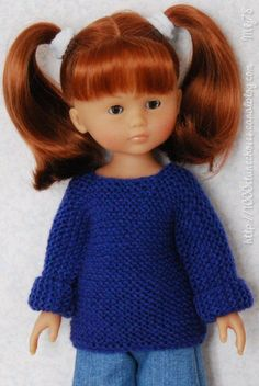 pull bleu- frustratingly can't find the pattern via this link but photo isnsharp so perhaps can figure it out.