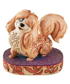 Look at this Jim Shore Peg Lady & the Tramp Figurine on #zulily today!
