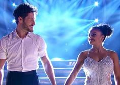 ...this incredible young lady. You made me proud tonight kid  excited for the memories this season will bring. #TEAMVALAUR @dancingabc #dwts vote: 18008683407