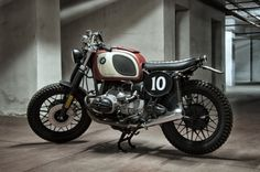 You'll Want This Incredibly Cool Vintage BMW R45
