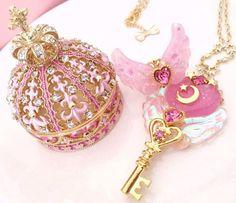 Imagem de pink and sailor moon