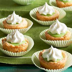Key Lime Pie Tassies