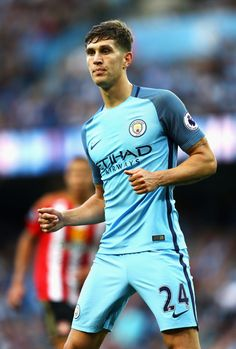 John Stones of Manchester City in action during the Premier League match between…
