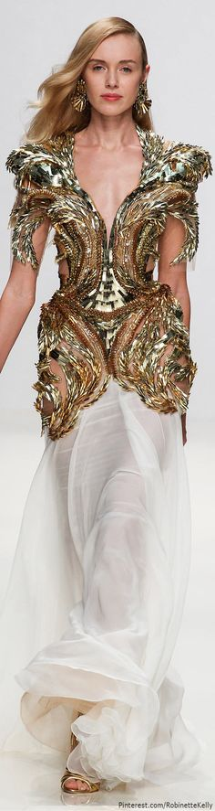Valentin Yudashkin | S/S 2014..♥✤ | Keep the Glamour | BeStayBeautiful