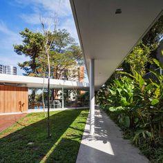 FGMF Arquitetos:<br>Casa Marquise, São Paulo