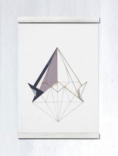 Image of DIAMOND LINES BY RASMUS WINGAARDH (04005)