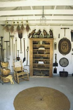 gardening shed interior - Google Search