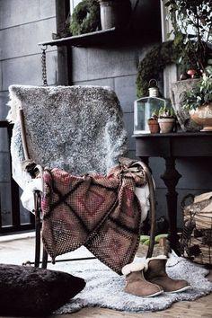 Avec ce grand froid, n'oubliez pas les bon plaids pour se tenir chaud en hiver. Cocooning garanti !