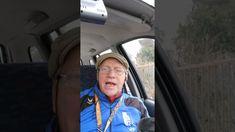Autóból a második, de spontán az első videom!?