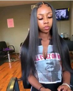 Quality virgin human hair & extensions trusted & recommended by stylists, and backed by the only return policy in the industry. Try Mayvenn hair today! Quick Weave Hairstyles, Sew In Hairstyles, Black Girl Braided Hairstyles, Baddie Hairstyles, Hairstyle Men, Formal Hairstyles, Wedding Hairstyles, Birthday Hairstyles, Hair Laid