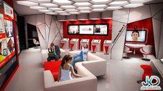 ADCB Bank - Abudhabi, UAE by Jamil Khalili at Coroflot.com
