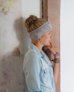 Stirnbänder - Stirnband BILLIE in vielen Farben - ein Designerstück von diezimtbluete bei DaWanda