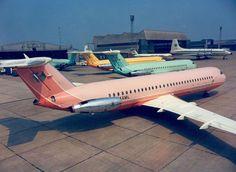 British Airline, Cargo Airlines, Civil Aviation, Air Travel, Britain, Aircraft, Vintage Airline, Aeroplanes, Jets