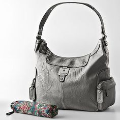 Rosetti® Sally Tundra Crinkled Hobo