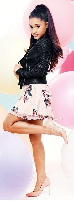 Ariana Grande By Lipsy London Photoshoot 2016| Ariana Grande