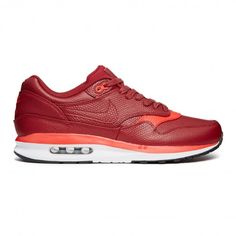 Nike Air Max Lunar 1 Deluxe 652977-600 Sneakers — Sneakers at CrookedTongues.com