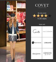 Make it Work #covetfashion