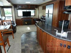 New 2015 Prime Time RV LACROSSE 327RES-TE-C Travel Trailer at General RV | Brownstown, MI | #114776