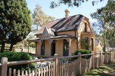 Gatehouse Tea Rooms Macquarie Street, Parramatta N.S.W