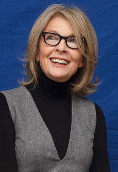 Diane Keaton-aging oh so gracefully