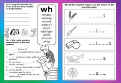 Teaching Resources for South African Teachers Grade 2, Afrikaans, Phonics, Kids Learning, Teaching Resources, Kindergarten, Homeschool, Classroom, Teacher