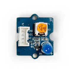 Grove Blue LED >>> More info could be found at the image url.
