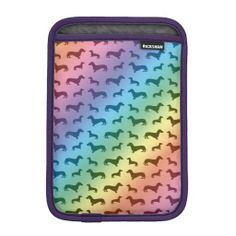 >>>Low Price Guarantee          	Cute rainbow dachshund pattern sleeve for iPad mini           	Cute rainbow dachshund pattern sleeve for iPad mini We have the best promotion for you and if you are interested in the related item or need more information reviews from the x customer who are own of...Cleck link More >>> http://www.zazzle.com/cute_rainbow_dachshund_pattern_ipad_sleeve-205278652836682889?rf=238627982471231924&zbar=1&tc=terrest