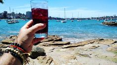 Sangria to start the day in Sydney!!!