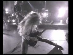 Skid Row - Youth Gone Wild (Official Music Video) [HD]... Yea going 1980's tonight