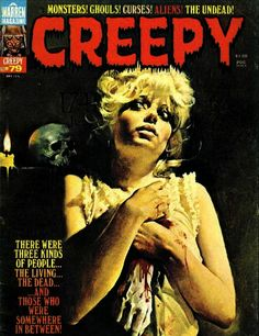 Creepy Magazine was another.  ;)