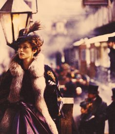 russian glamour x Anna Karenina :: Keira Kmightley