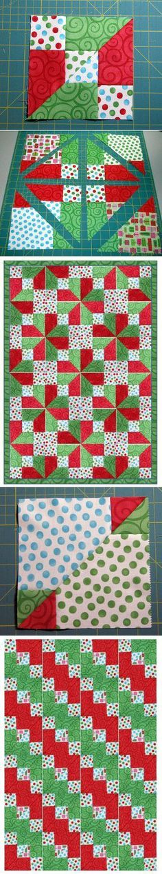 Accidental Quilt Block Tutorial