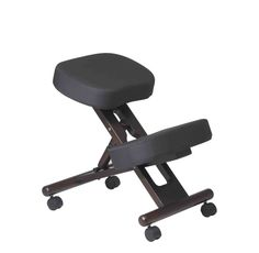 Desks Unique Office Products Star Black Wooden Dining Chairs Ergonomically Mesh Office Chair, Popular Cozy Black Wooden Desk Chair Ideas: Furniture, Interior, Office