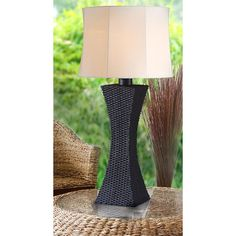 Weaver Outdoor Table Lamp