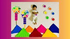 Holi Theme, Photo Poses, Photoshoot Ideas, Kids Rugs, Youtube, Baby, Home, Kid Friendly Rugs, Ad Home