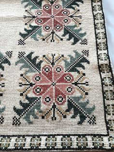 Bohemian Rug, Cross Stitch, Lassi, Embroidery, Rugs, Fabric, Home Decor, Bullock Cart, Cross Stitch Embroidery